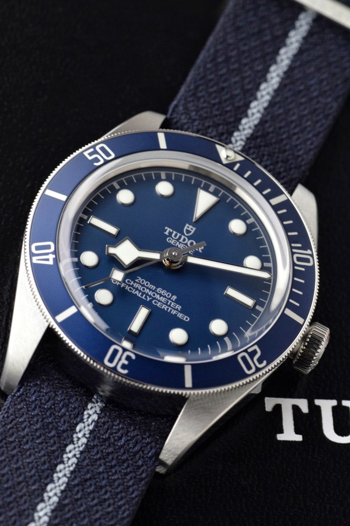 Tudor Black Bay Fifty-Eight Navy Blue Ref. 79030B