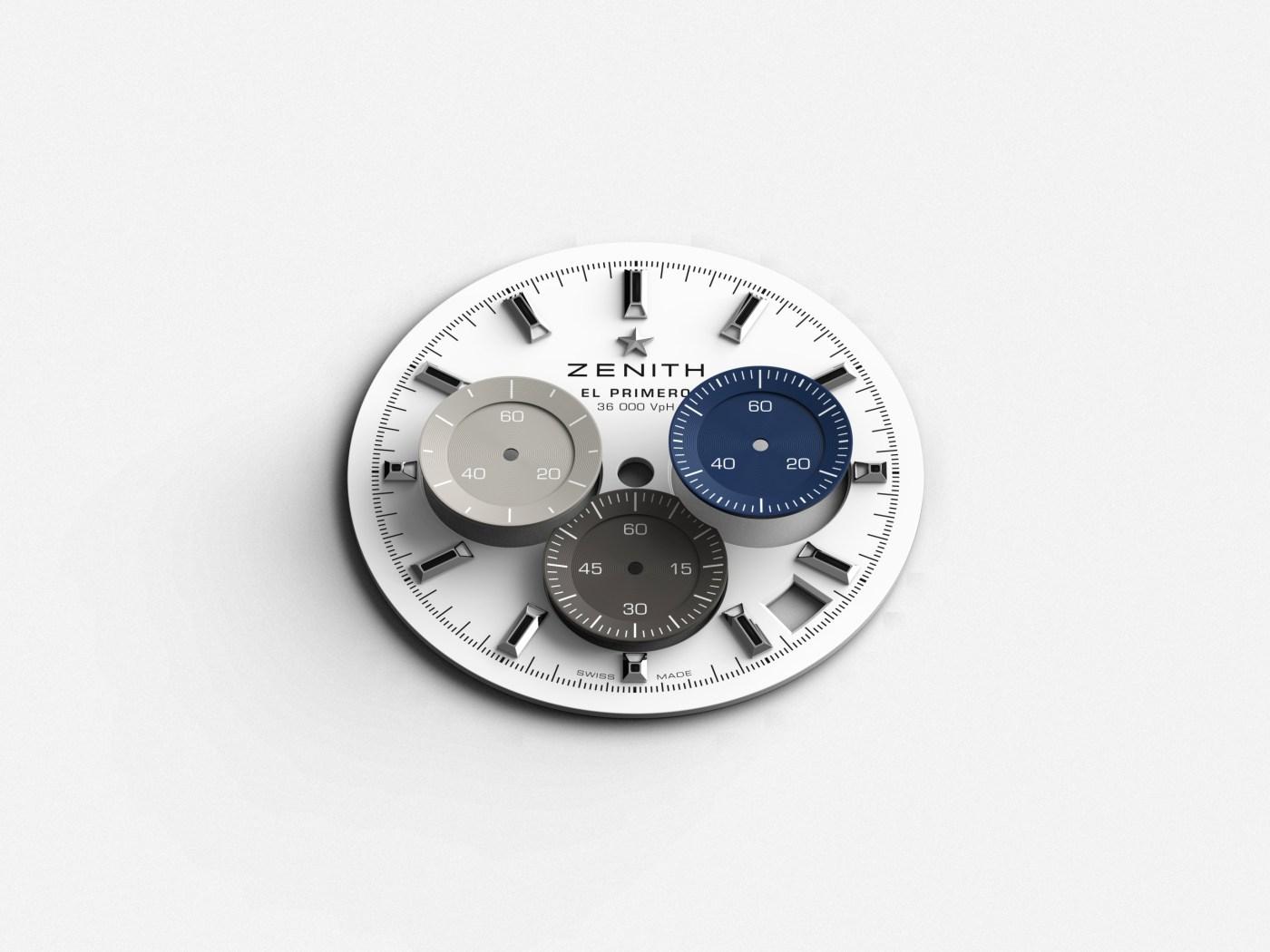 Chronomaster Sport dial