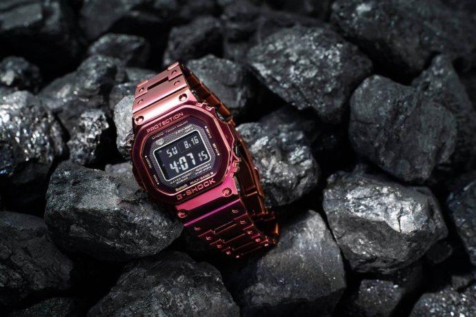 G-Shock Full Metal 5000 GMW-B5000RD-4