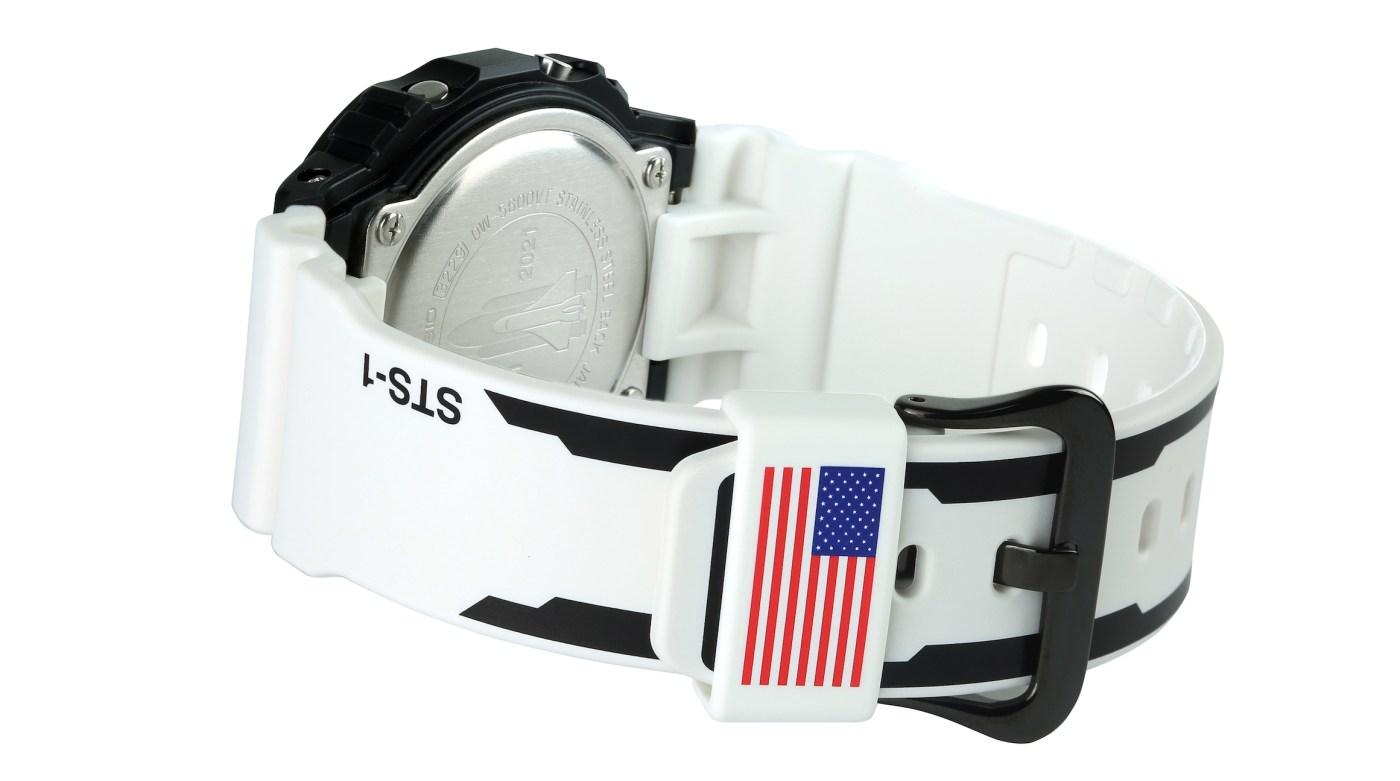 G-Shock DW5600 NASA Limited Edition 2021