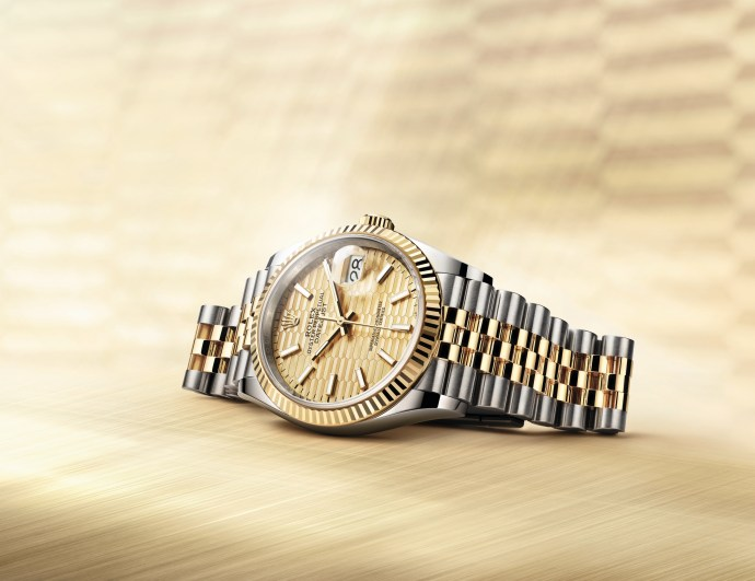 2021 Rolex Datejust 36 Ref. 126233-0039 Fluted Dial