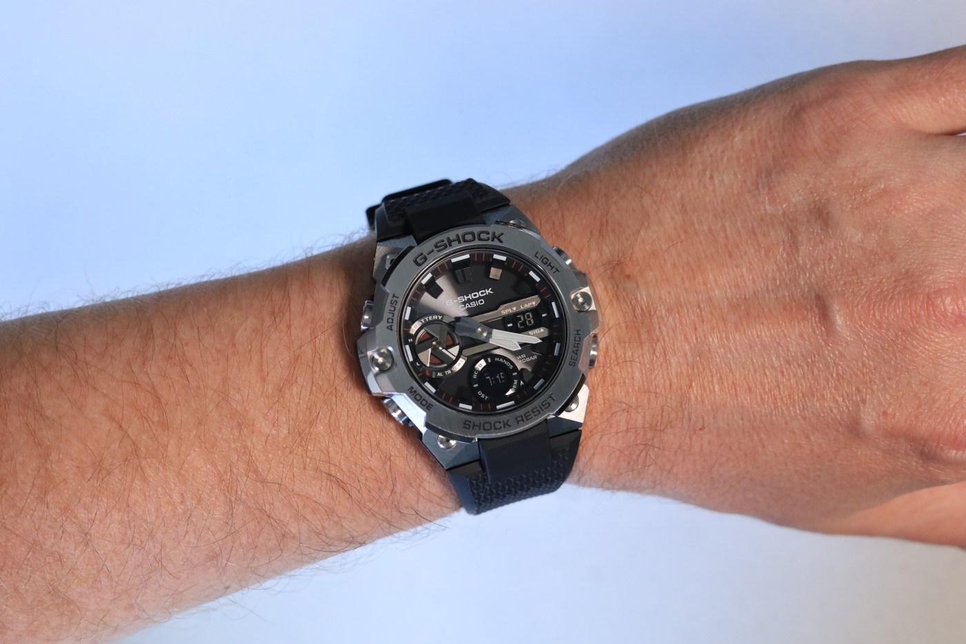 G-Steel GSTB400-1A wristshot