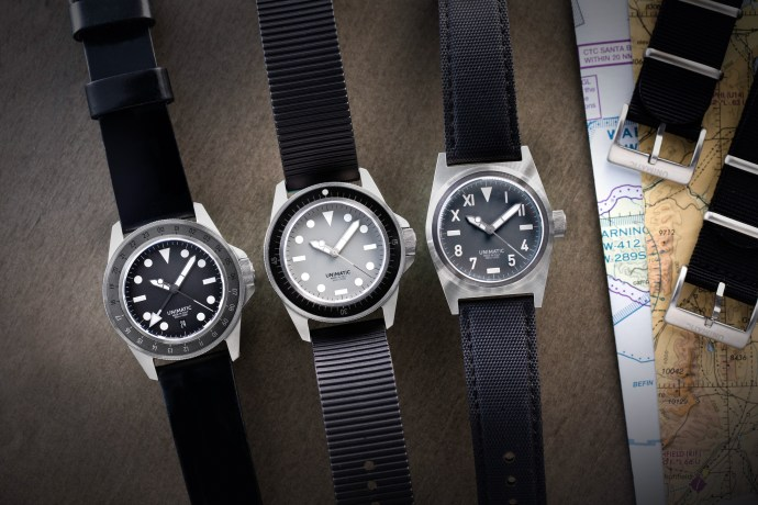 Unimatic × Hodinkee H Series Limited Edition Collection