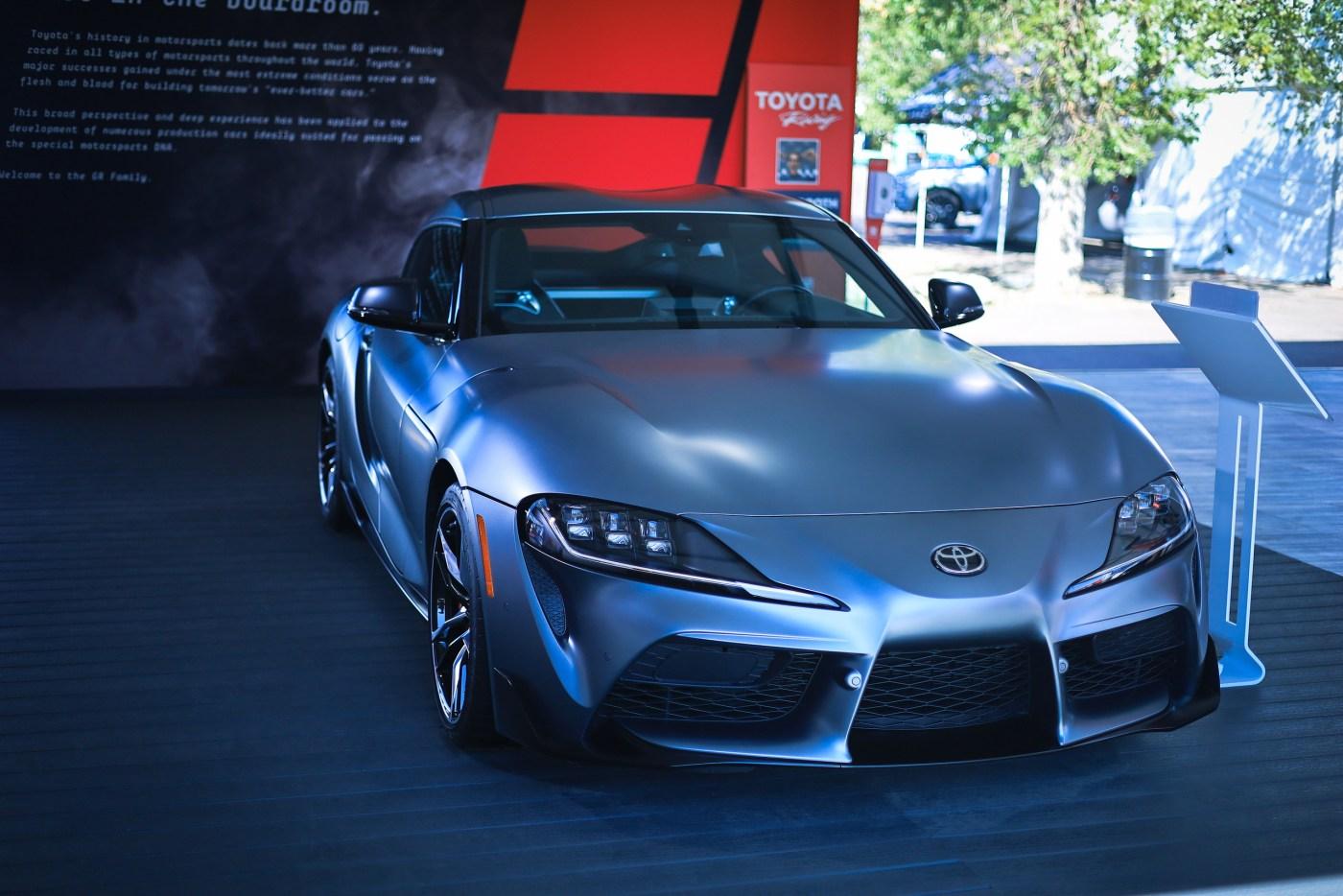2022 Toyota Supra GR 3.0