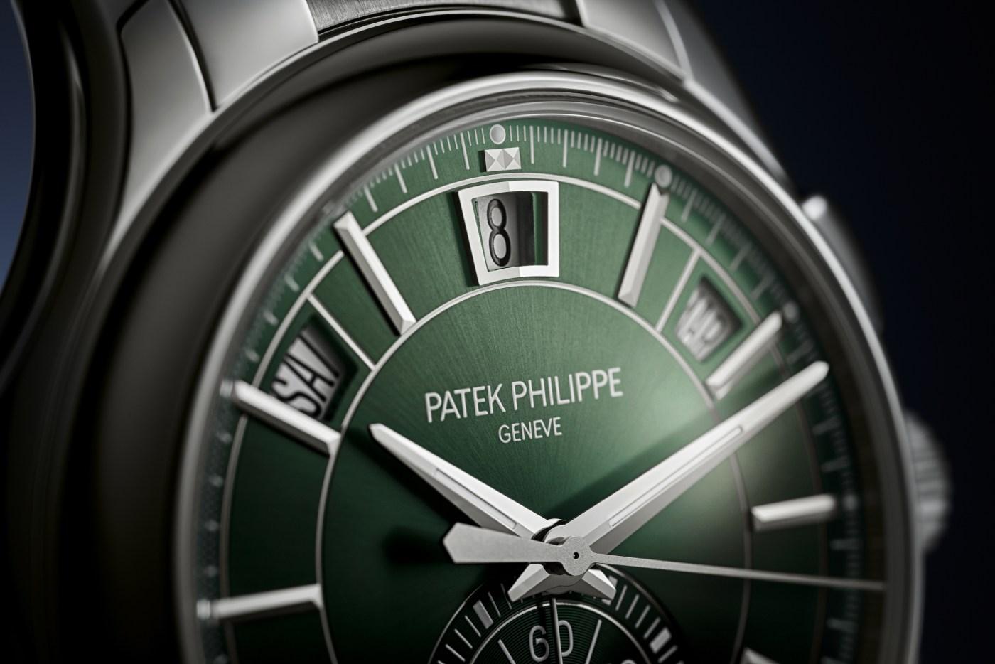 2021 Patek Philippe Flyback Chronograph Annual Calendar 5905-1A-001