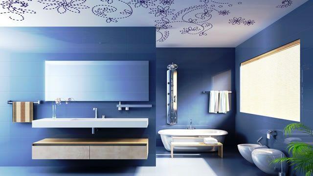 Decorazione bagno corallo tirrenia art u design per la casa
