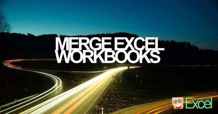 Merge Excel files in Excel: 6 Methods