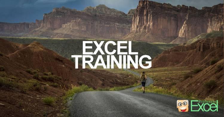 Excel Training und Schulung