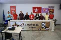Foto: Carlos Maranhão - Encontro PT-MT, Diamantino