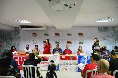 Foto: Jadson Oliveira/Sintep-MT