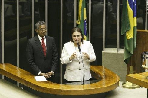 Bancada do PT durante votação da reforma da previdência - Foto Lula Marques