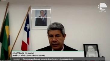 Secretário Jêronimo Rodrigues