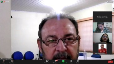 Presidente do PT de Campo Novo do Parecis, César Augusto