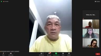 Vereador por Alto Paraguai, Vadico (MDB)