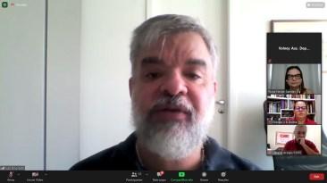 Professor Luiz Dourado
