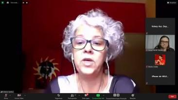 Professora Clarice Santos