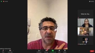 Deputado Alencar Santana Braga (PT-SP)
