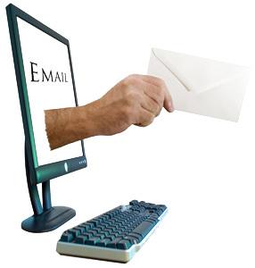 """""""Eletronic mail"""", o correio eletrônico via Internet"""