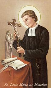 Saint Louis Marie Grignion De Montfort : saint, louis, marie, grignion, montfort, Louis-Marie, Grignion, Montfort,, Preacher, Catholic, Spiritual