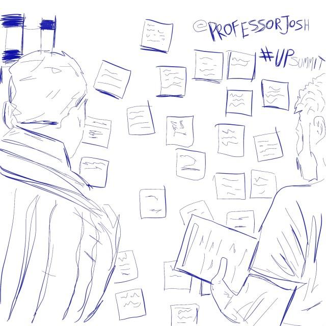 Up Summit America Brainstorming