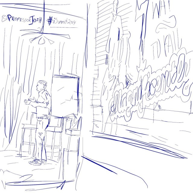 iSummit Sketch 2014