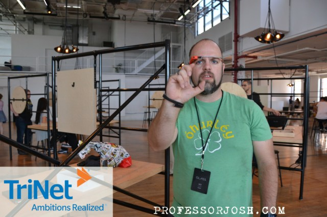 Glass NYC Prof Josh