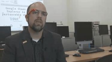 Google Glas Fox 35 Interview