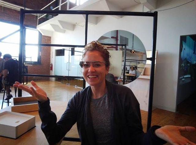 Google Glass Lesson