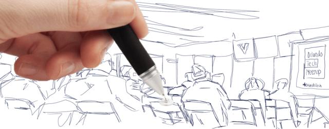 Jot Pro Sketching by Professor Josh