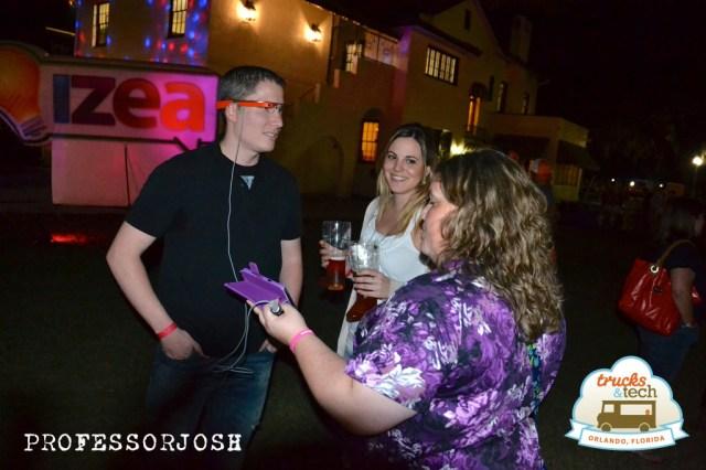 5 Social Networking Tips - Trucktoberfest Google Glass
