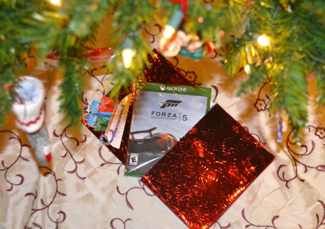 Forza 5  and M&M's Under the Tree #shop
