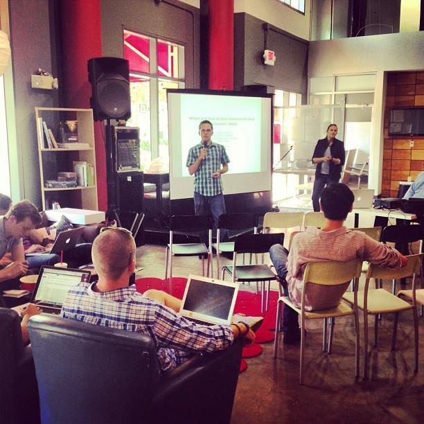Starter Studio Orlando Mentor Talks
