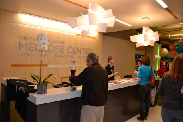 Orlando Library Melrose Center