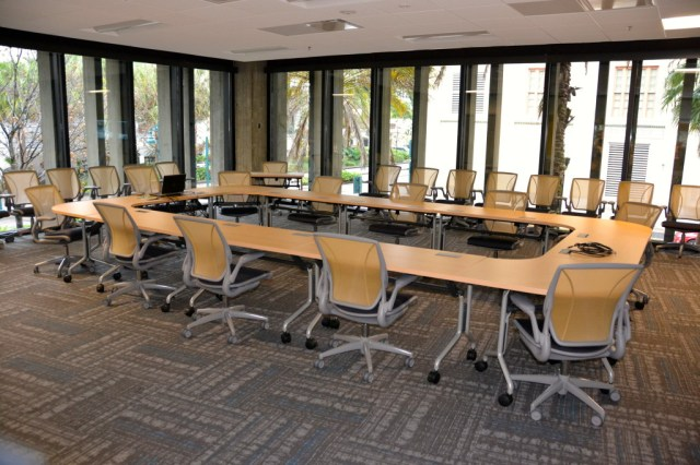 Orlando Library Melrose Center Conference Room