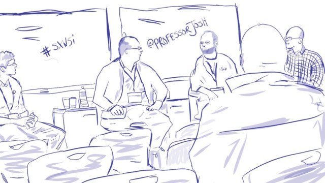 Sketch by Sketch SXSW Interactive Changing Austin Education to help with Tech Job Demands