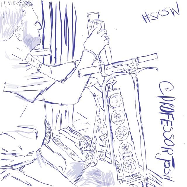 Sketch by Sketch SXSW Interactive Indiegogo Urberides
