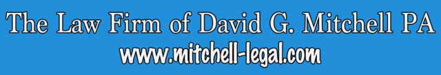 mitchell legal law firm logo