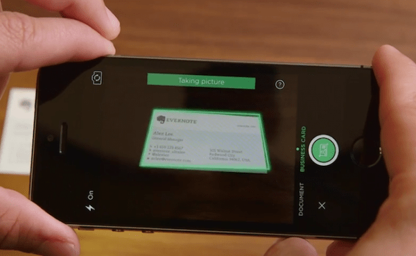 Evernote business card scanning feature replaces cardmunch evernote business card linkedin colourmoves