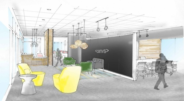 Canvs Coworking Tech Space Downtown Orlando