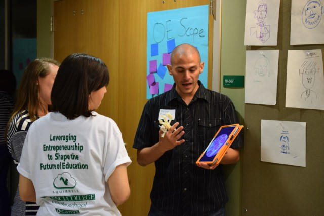 Orlando Startup Weekend Education SWORLEDU Voting on Ideas