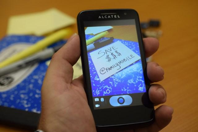 Walmart Family Mobile #Phones4School #CollectiveBias #Shop #Cbias Alcaltel One Touch Evolve Cheap Wireless Plans