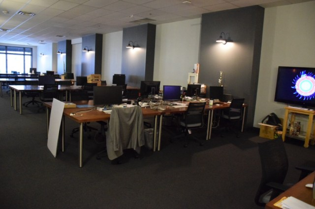 Canvs Coworking Dedicated Spaces