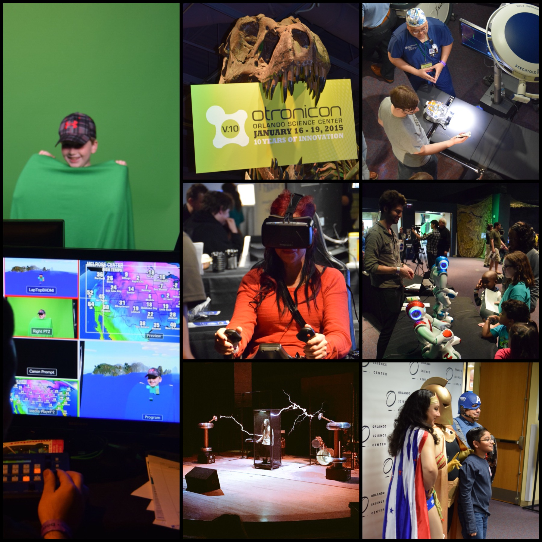 Otronicon helps to electrify the Orlando STEM community