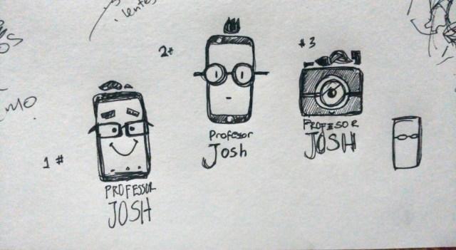 Napkin Sketch on Fiverr