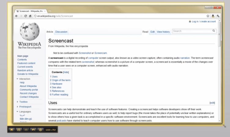 Jing screencasting alternative for screenr