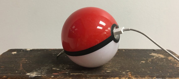 Pokeball Battery Pack