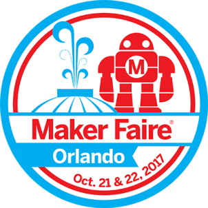 Maker Faire Orlando 2017 Oct 12 & 22, 2017