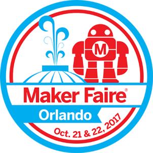 Maker Faire Orlando 2017 Oct 12 & 22, 2017