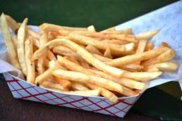 Big Wheel Bacon Fries