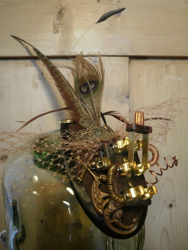 Mad Scientist Steampunk Hat